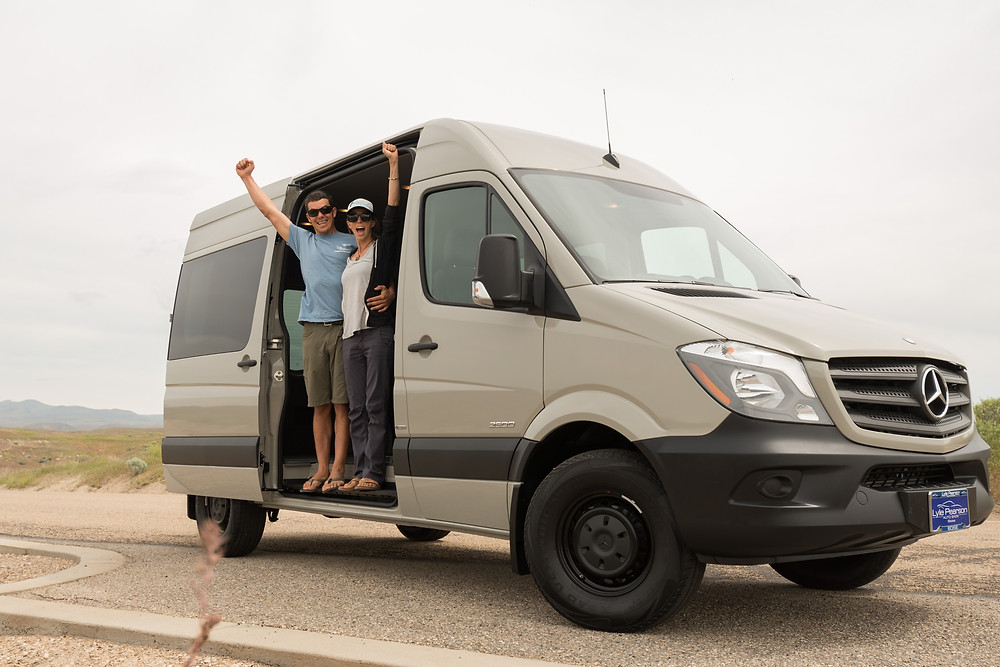 Our New Dream Van, Pancho!