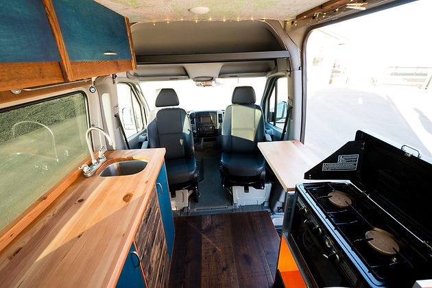 How to build an Eco-Friendly Campervan