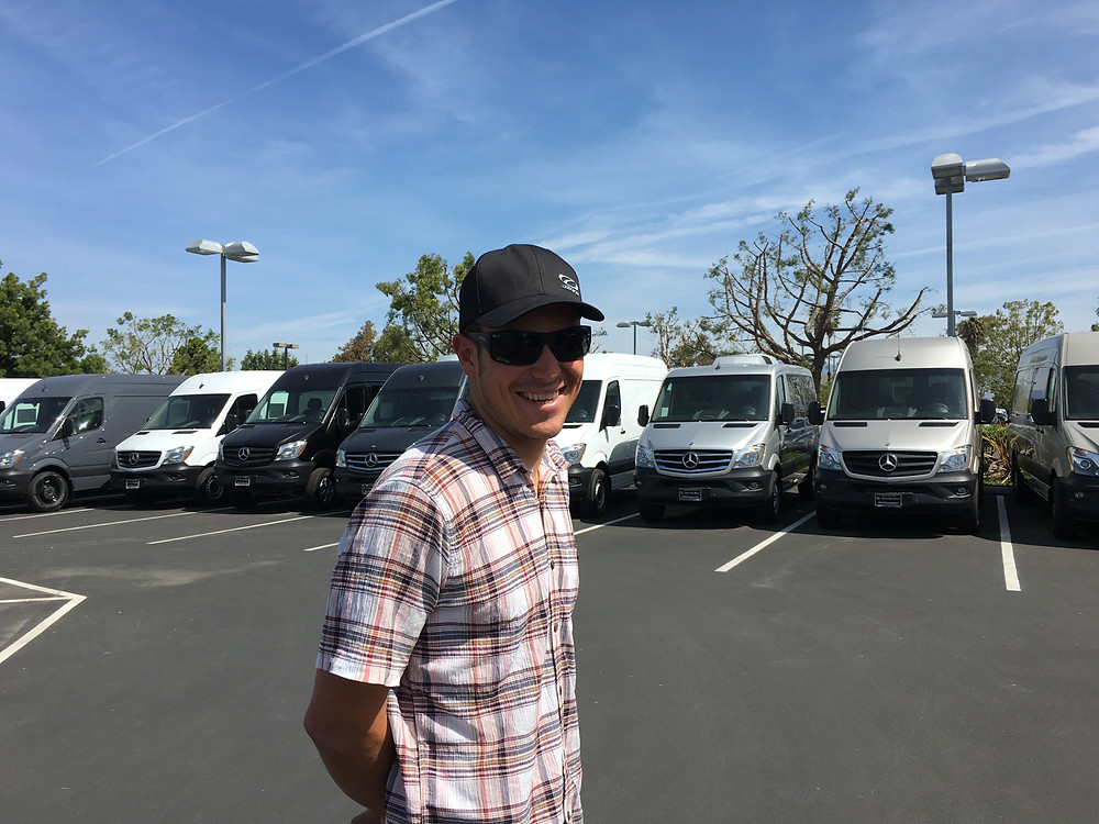 Sprinter Van Shopping