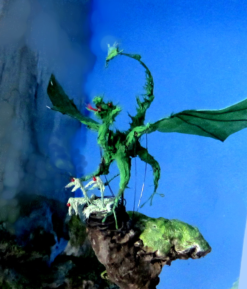 Mother Dragon