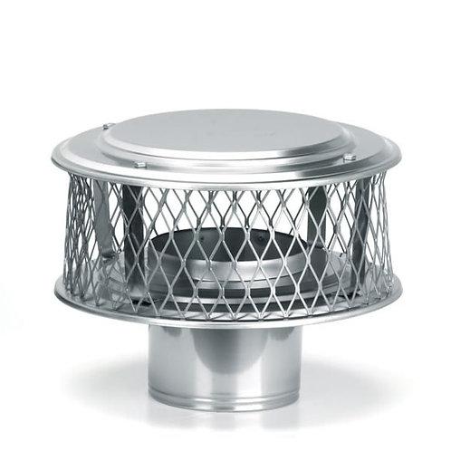 HomeSaver Guardian 11 in. Diameter California Mesh 304-Alloy Stainless Steel Chi