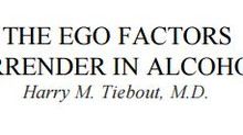 THE EGO FACTORS