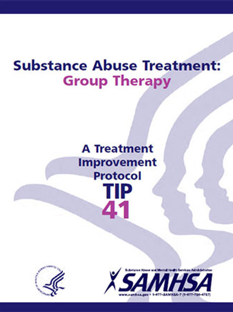C51 Substance Abuse Treatment: Group Therapy | 15 hour