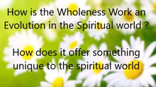 """The Wholeness Work"" - Coming to Houston, Tx."