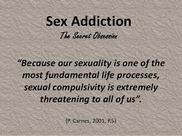 Treating sexual & other addictive disorders