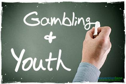 C13 Compulsive Gambling & The Adolescent | 3 hour