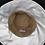 Thumbnail: Bucket Hat in Metallic Silver Vegan Leather