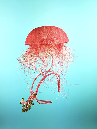 Jellyfish Fascinator