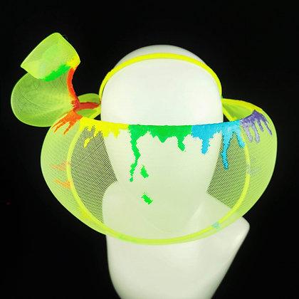 Futuristic Headpiece Pride Edition