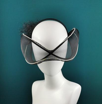 Maschera Nera - Glitter Edition