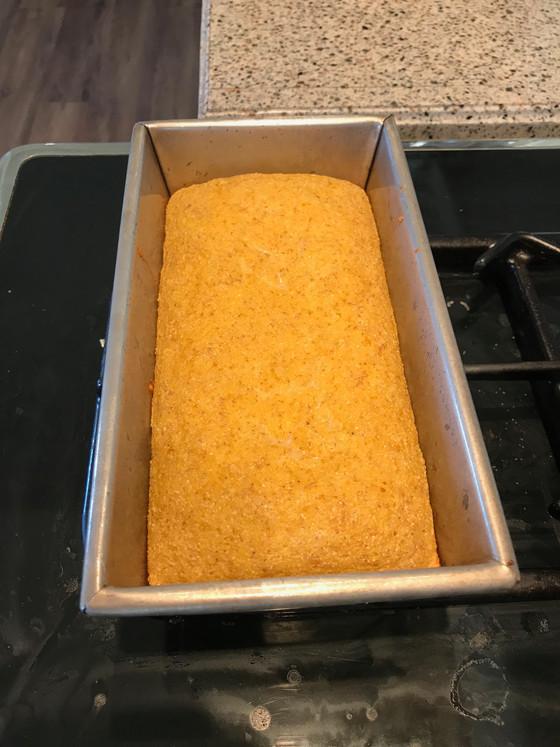 #OwenCooks: Ultimate Healthy Cornbread