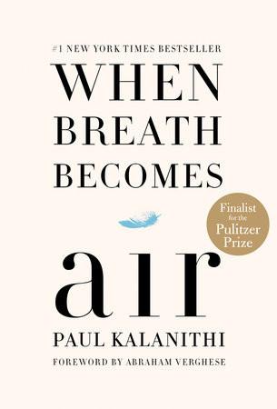 #BookRiffs: When Breath Becomes Air