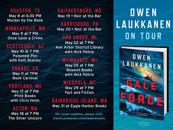 Gale Force: The Tour