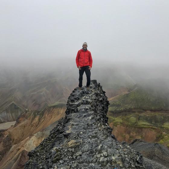 An Icelandic Saga: Laugavegur