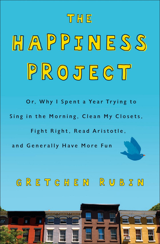 #BookRiffs: THE HAPPINESS PROJECT
