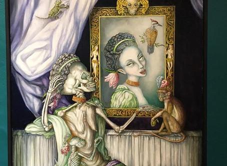ความงามและความอัปลักษณ์ในศิลปะไทยร่วมสมัย