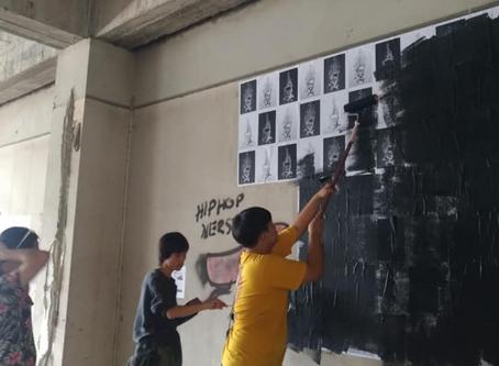 พื้นที่ทางศิลปะ พื้นที่ทางเสรี (ไม่) มีอยู่จริง ในเทศกาลศิลปะขอนแก่นแม่นอีหลี : เหลื่อม มาบ มาบ #1