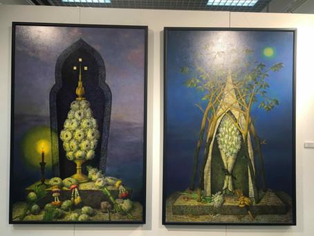 30 ปีของผมบนโลกศิลปะ กับผลงานของ ผศ.สุพจน์ สิงห์สาย ความลึกลับ ศรัทธาและความเชื่อ