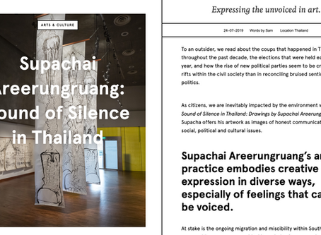 Supachai Areerungruang: Sound of Silence in Thailand