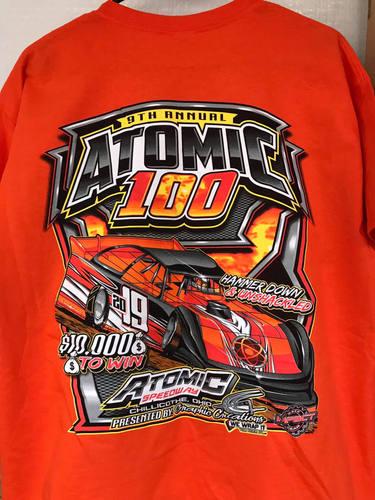 Atomic 100 TShirt