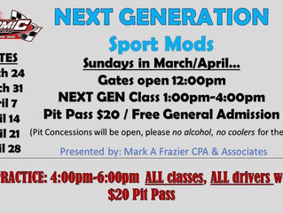 """""""Next Generation"""" Sport Mod Class gets added in 2019"""