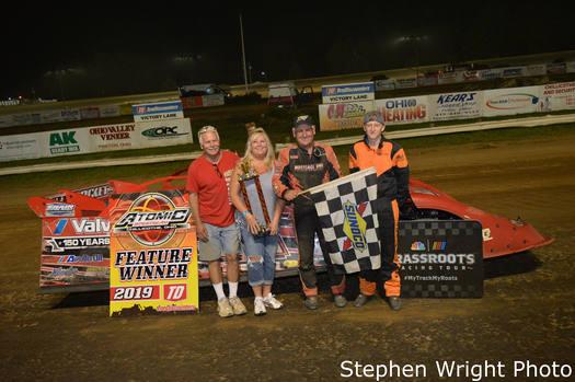 Atomic Speedway - Waverly, OH
