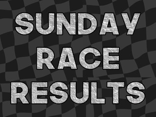 Sunday Results 3/24/19