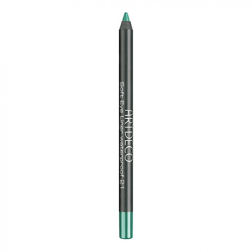 Soft eye liner waterproof shiny light green Nº21