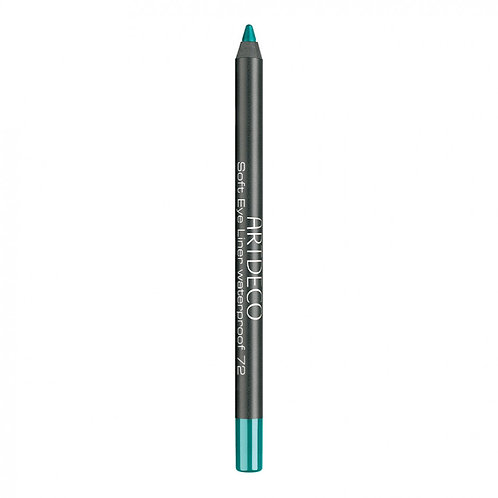 Soft eye liner waterproof green turquoise Nº72