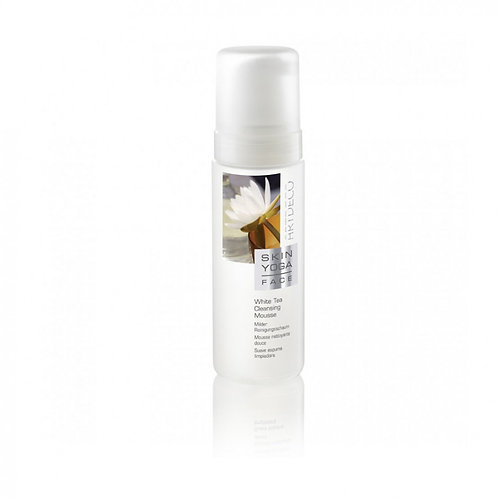 White Tea Cleansing Mousse