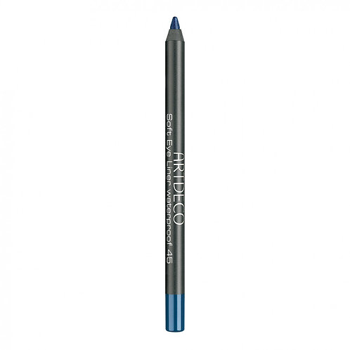 Soft eye liner waterproof cornflower blue Nº45