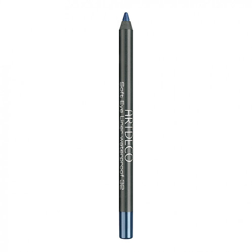 Soft eye liner waterproof dark indigo Nº32
