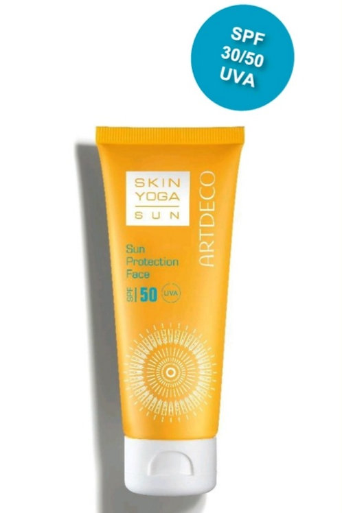 Sun Protection Face SPF 50 UVA