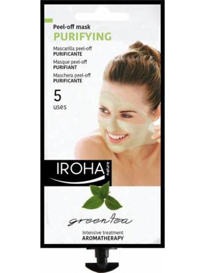 PURIFICANTE - Té verde - Mascarilla Facial Peel Off
