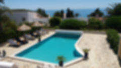 Romantik Villa Location studio Salema Portugal