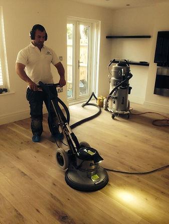 Flooring Restoration in Royal Tunbridge Wells, UK