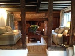 Renovation of living room