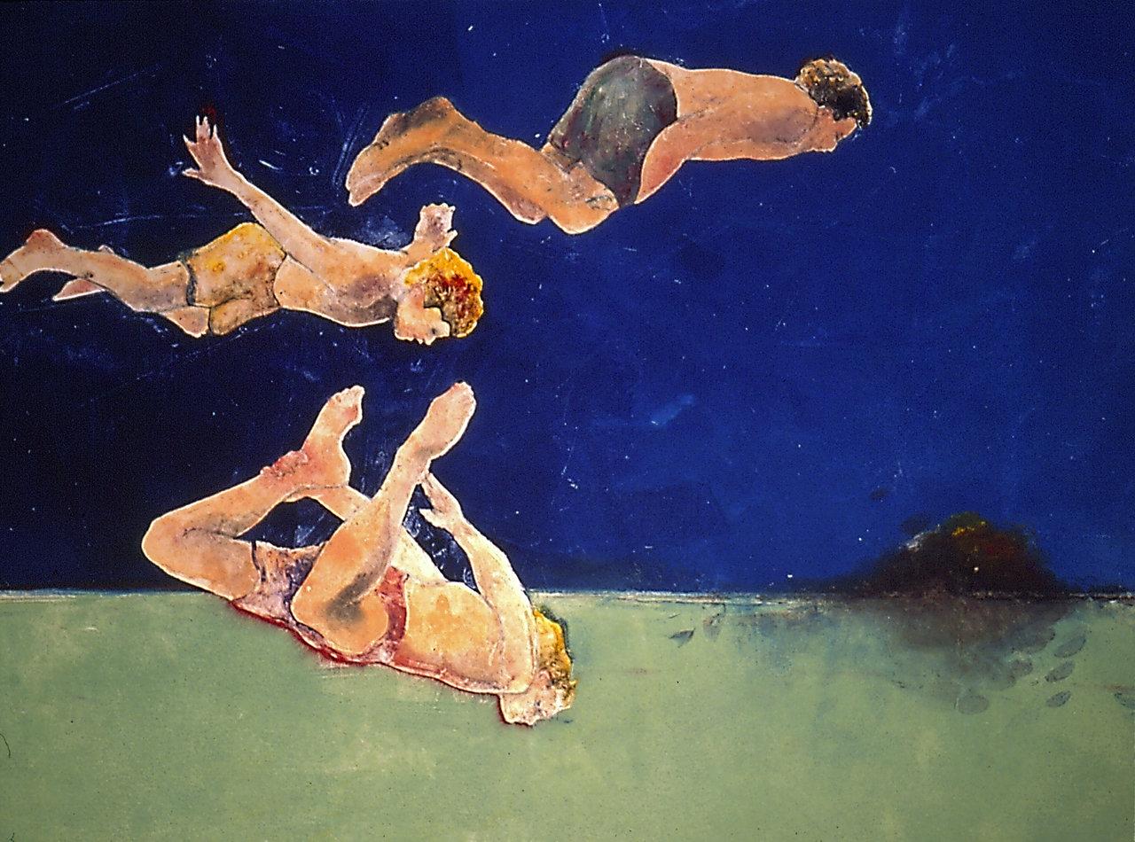 High Dives, Emerald Sea