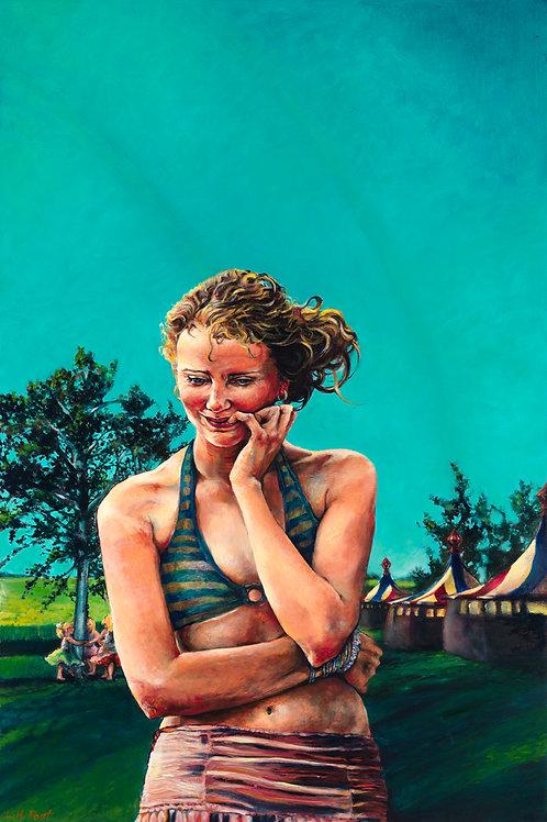 Summer Redundant, Blueness Abundant
