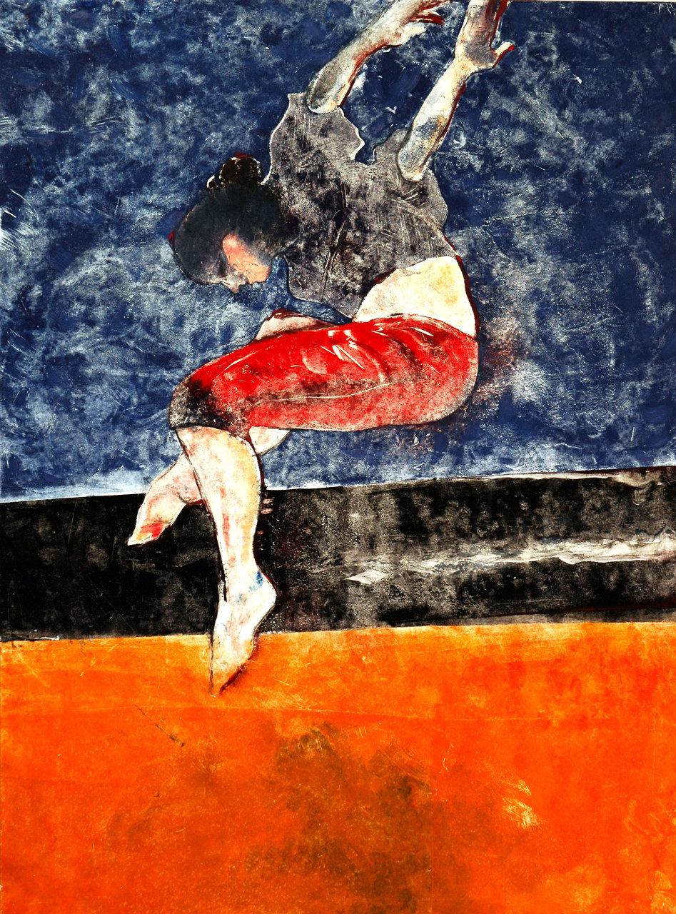 The Acrobat's Move