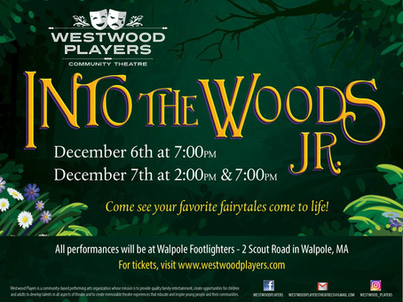 Proud to Support Westwood Players