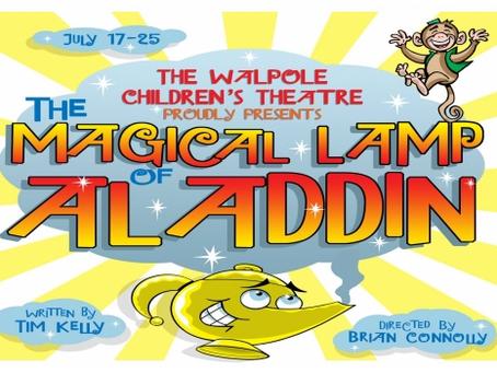 Supporting Walpole Children's Theatre