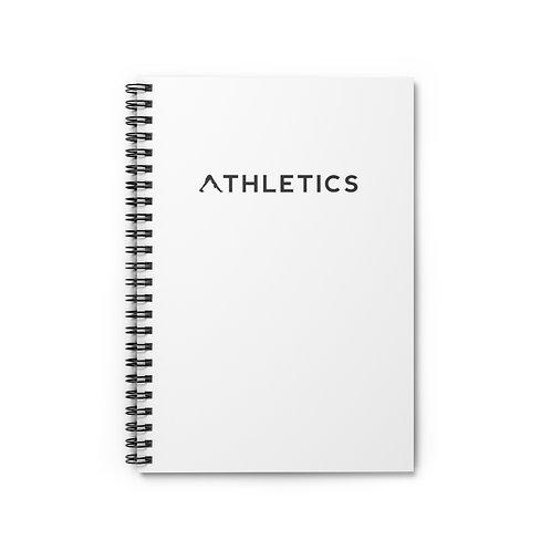 White Spiral Game Plan Journal