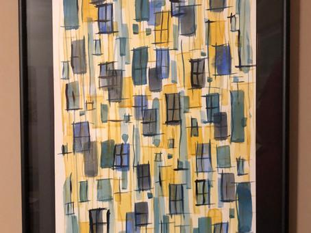 Dedham Square Artist Guild: Bold Colors