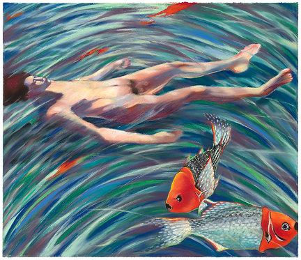 Float #2 (Floating Man)