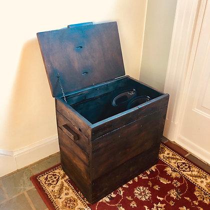 Rustic Boot Box