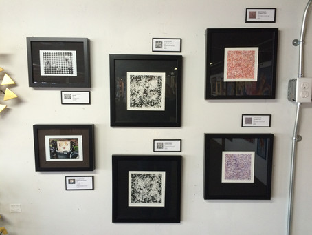 Exhibiting at the Norwood Fine Artists Gallery