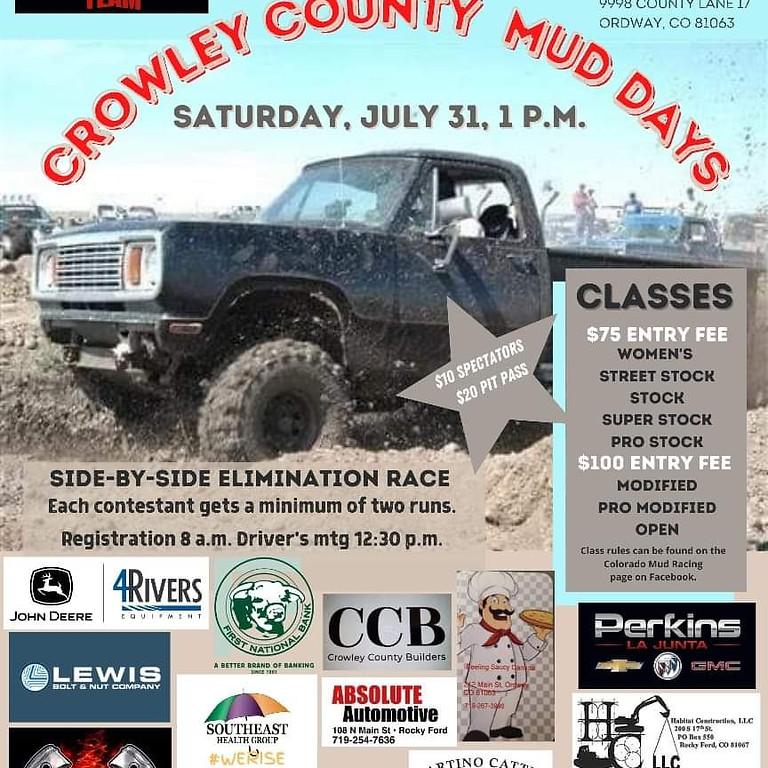 Colorado mud trucks