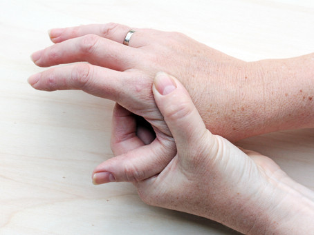 Painful, Numb or Tingling Fingers...what causes it and how Osteopathy can help:
