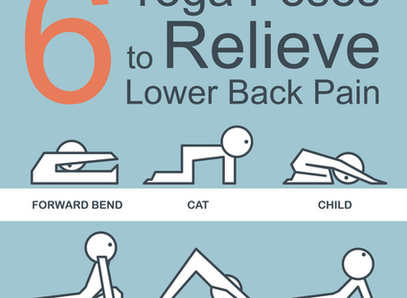Stretches for Back Pain